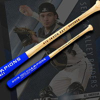 Personalized Wood Bats