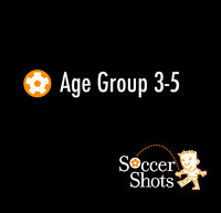 Soccer Shots Age Groups 3-5